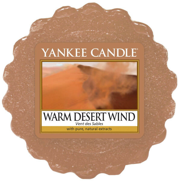 Warm Desert Wind 22g - Yankee Candle