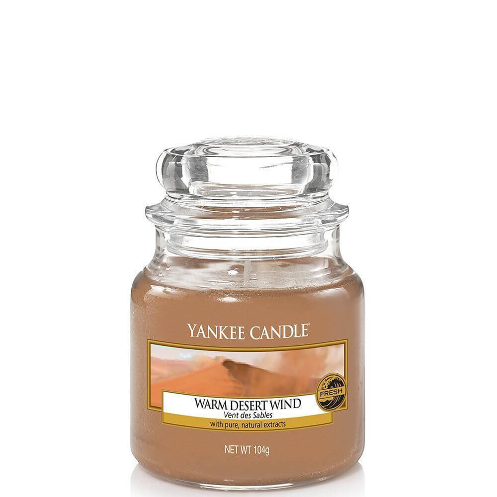 warm desert wind 104g von yankee candle online bestellen candle dream. Black Bedroom Furniture Sets. Home Design Ideas