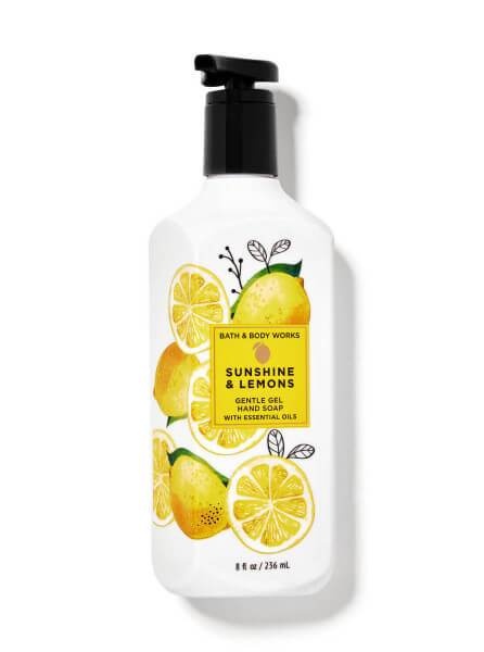 Gelseife - Sunshine & Lemons - 236ml