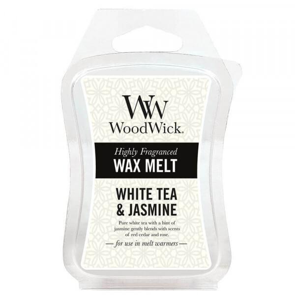 White Tea & Jasmine Wax Melt 22,7g von Woodwick