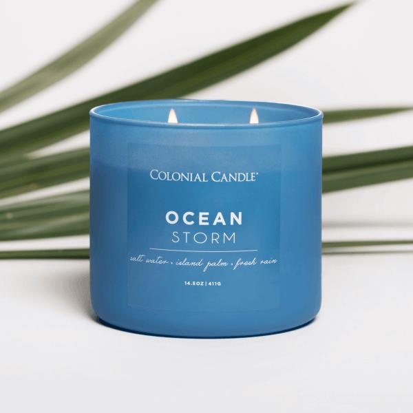 Duftkerze Ocean Storm - 411g