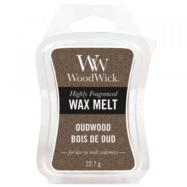Oudwood Wax Melt 22,7g von Woodwick