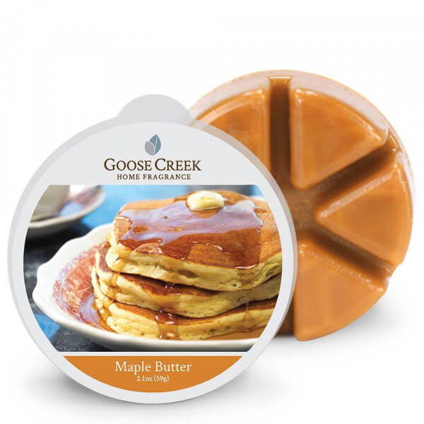 Goose Creek Candle Maple Butter 59g