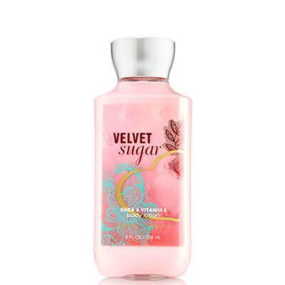 Bath & Body Works - Velvet Sugar Body Lotion 236ml