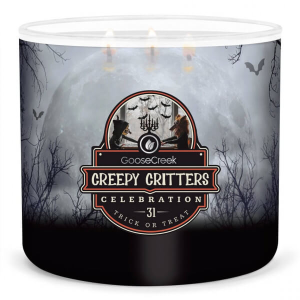 Creepy Critters 411g (3-Docht)