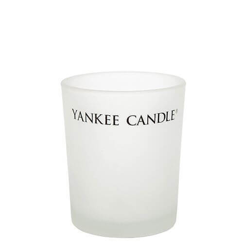 Yankee Candle Frosted Glass