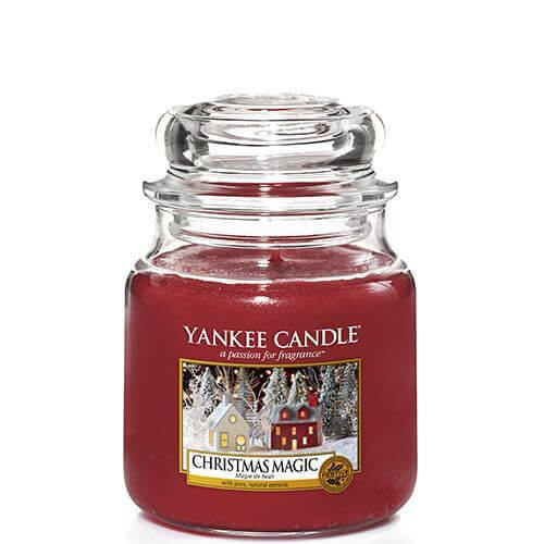 Christmas Magic 411g - Yankee Candle
