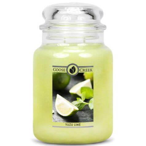 Goose Creek Candle Yuzu Lime 680g
