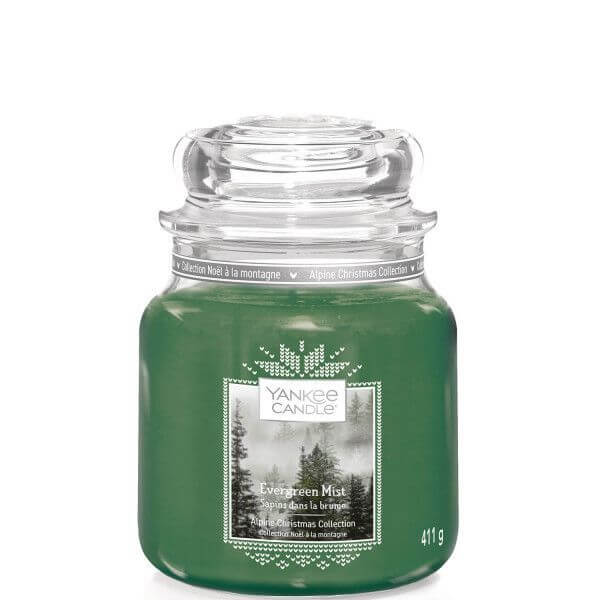 Evergreen Mist 411g von Yankee Candle