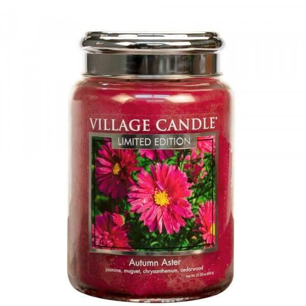 Autumn Aster 626g von Village Candle