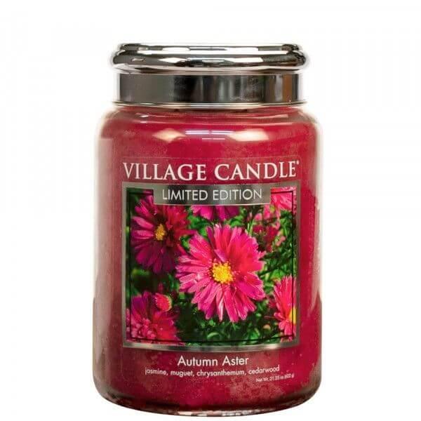 Autumn Aster 626g von Village Candle