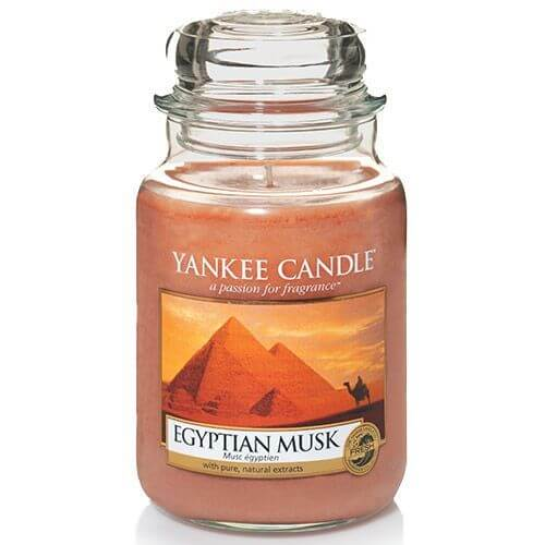 egyptian musk 623g von yankee candle online bestellen candle dream. Black Bedroom Furniture Sets. Home Design Ideas