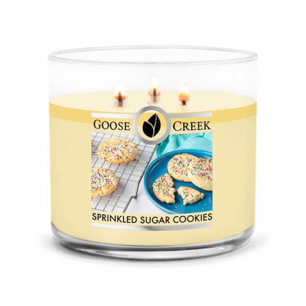 Sprinkled Sugar Cookies 411g (3-Docht)