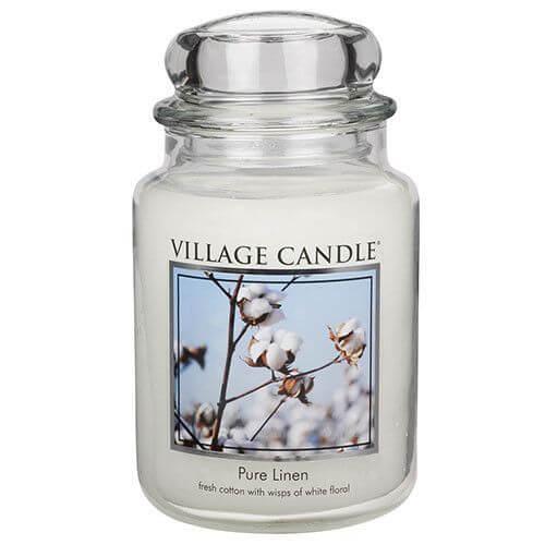 Village Candle Pure Linen 645g