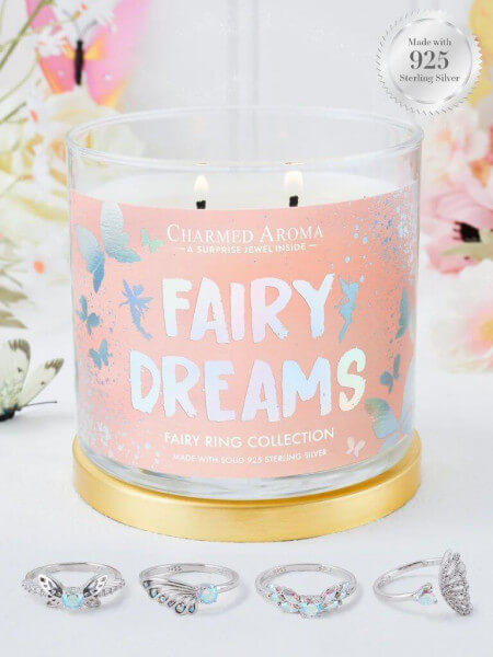 Fairy Dreams (Ring) Candle