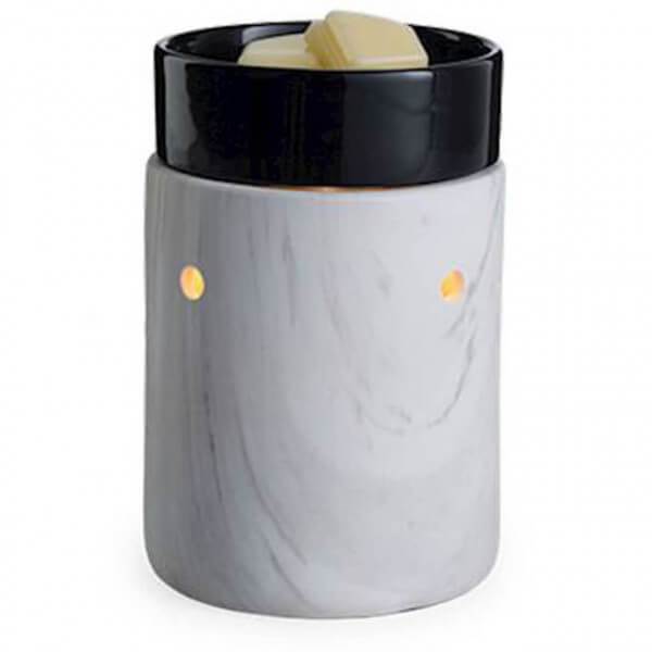 White Marble Duftlampe elektrisch