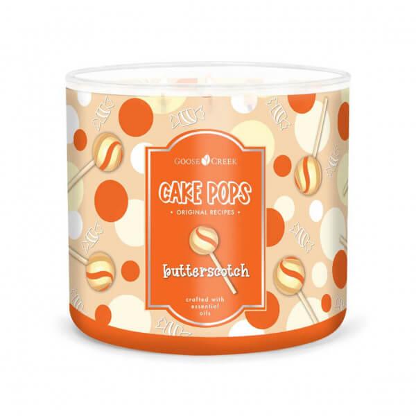 Butterscotch Cake Pop 411g (3-Docht)