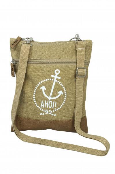 Crossbag Ahoi sand 710
