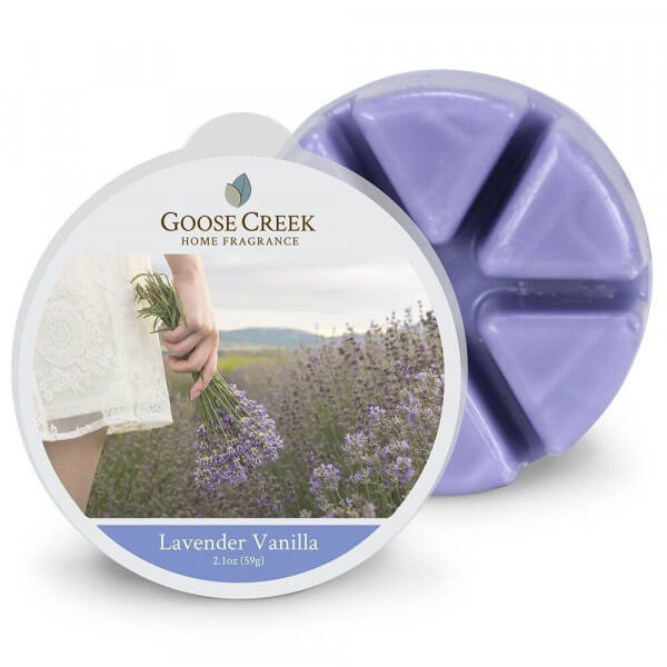 Goose Creek Lavender Vanilla 59g Melt