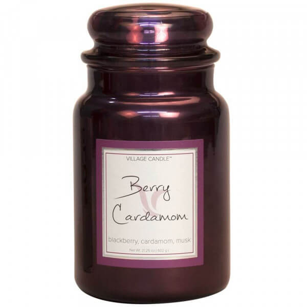 Village Candle Berry Cardamom 626g