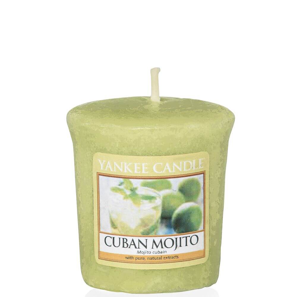 cuban mojito 49g votivkerze von yankee candle online bestellen candle dream. Black Bedroom Furniture Sets. Home Design Ideas