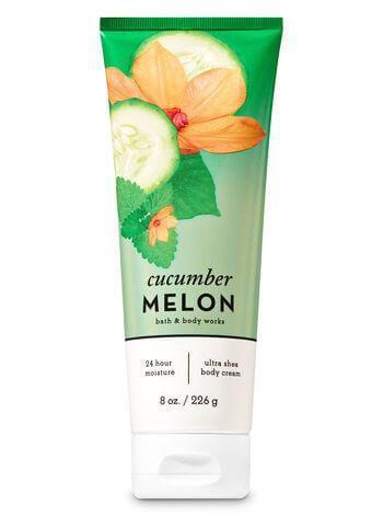 Body Cream - Cucumber Melon - 226g
