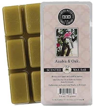 Azalea & Oak Wax Bar 73g