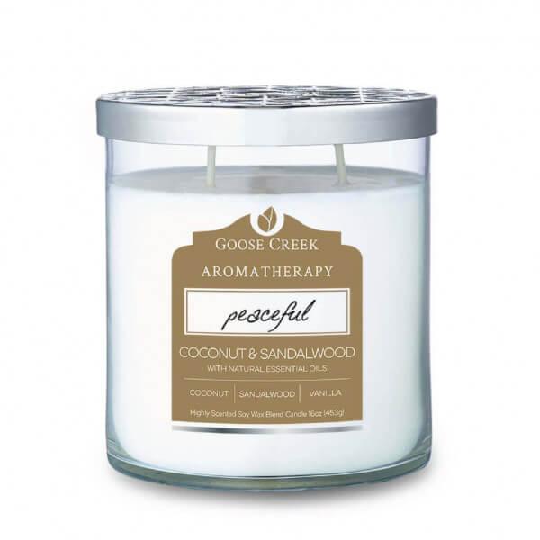Aroma - Coconut & Sandalwood 453g