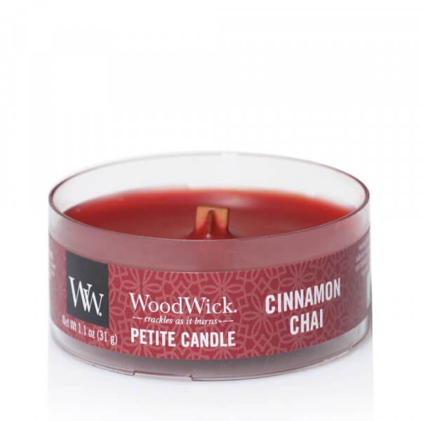Cinnamon Chai Petite Candle 31g von Woodwick