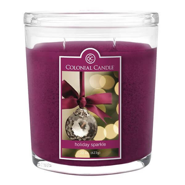 Colonial Candle Holiday Sparkle 623g