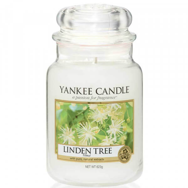 Yankee Candle Linden Tree 623g