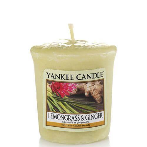 Yankee CAndle Votivkerze Lemongrass & Ginger 49g