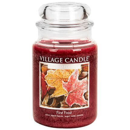 Village Candle First Frost 626g