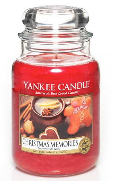Christmas Memories 623g