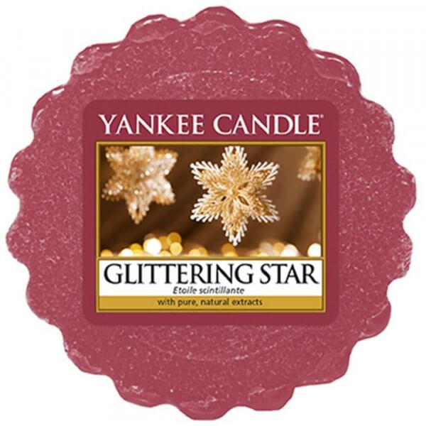 Glittering Star 22g Tarts Wax Melt von Yankee Candle