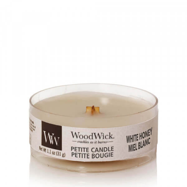 White Honey Petite Candle 31g