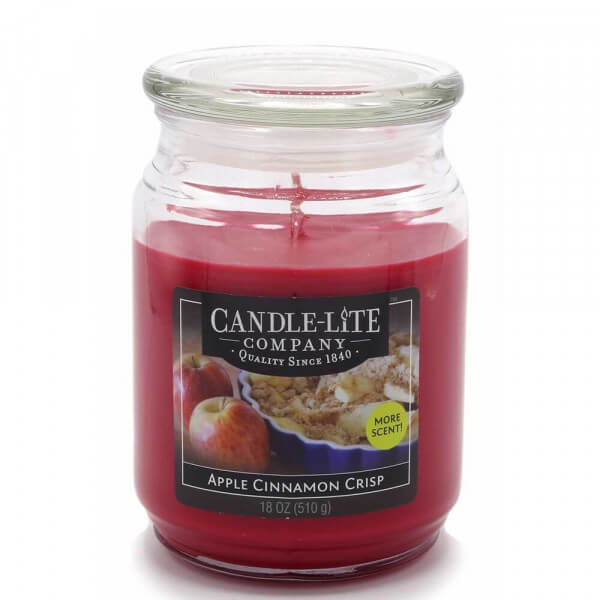 Apple Cinnamon Crisp 510g von Candle-Lite
