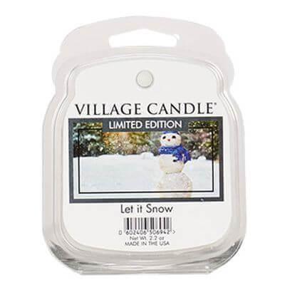 Village Candle Let It Snow 62g