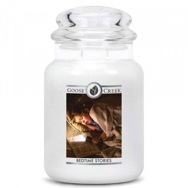 Bed Time Stories 680g von Goose Creek Candle