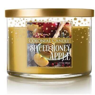 Spiced Honey Apple 411g