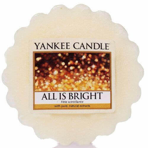 Yankee Candle All is Bright 22g