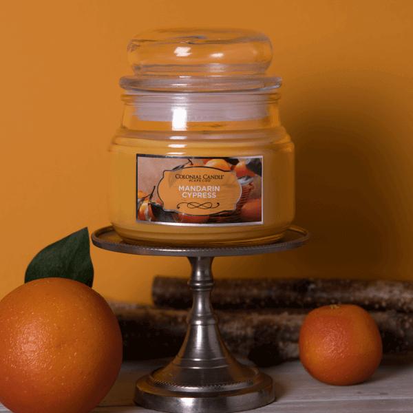 Duftkerze Mandarin Cypress Terrace - 255g