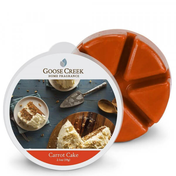 Goose Creek Candle Carrot Cake 59g