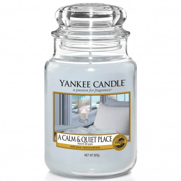 A Calm & Quiet Place 623g - Yankee Candle