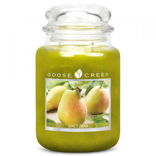 Goose Creek Candle Juicy Pear 680g