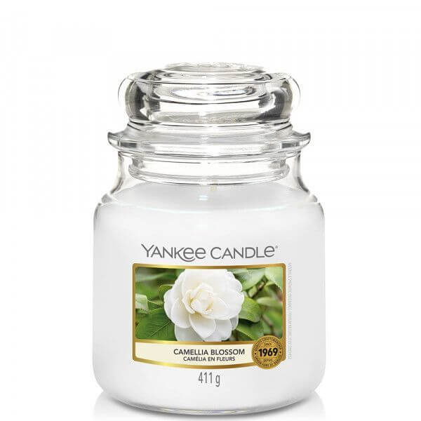 Camellia Blossom 411g von Yankee Candle