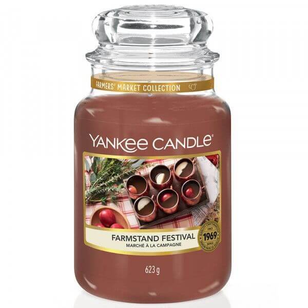 Farmstand Festival 623g von Yankee Candle