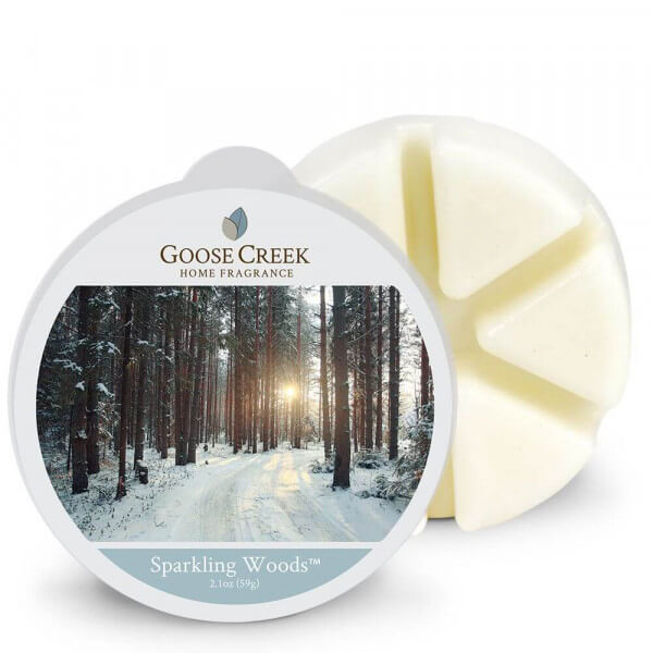 Goose Creek Candle Sparkling Woods 59g