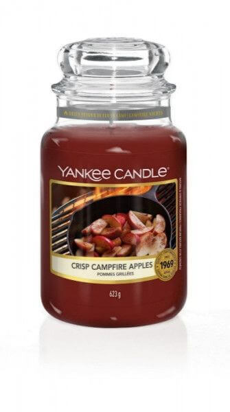 Crisp Campfire Apples 623g