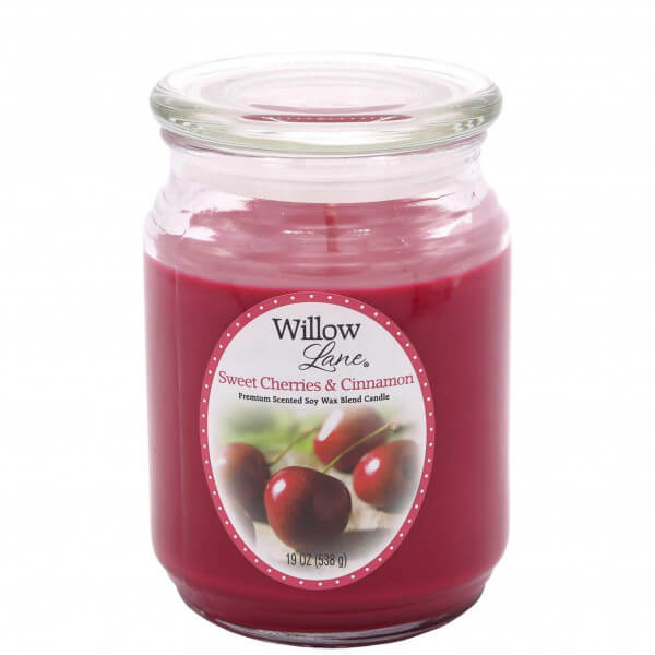 Sweet Cherries & Cinnamon 538g von Candle-Lite